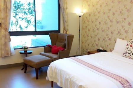 玫瑰標準雙人套房 - 集集镇 - Bed & Breakfast