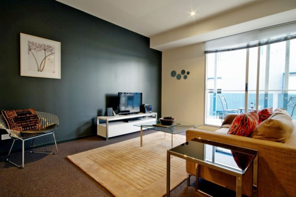 modern one bedroom port melbourne apartment apartments for rent in