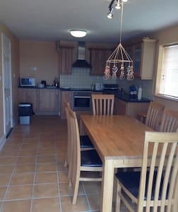 Modern Detached Pink Hol Home - Lahinch - House