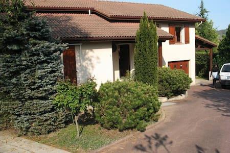 Peaceful house close to Vienne - Oytier-Saint-Oblas - Rumah