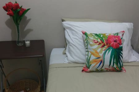 Cozy Room in the City - Port of Spain - Talo