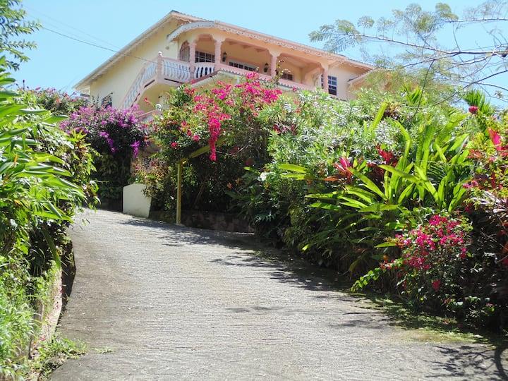 Piton Vista Villa