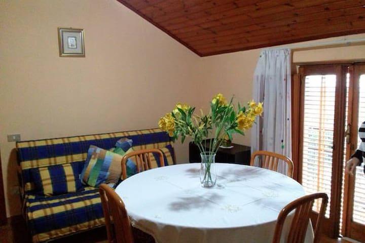 Holiday House in Cilento - Italy - Pisciotta - Leilighet