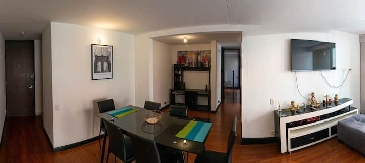 MODERN-LUXURY AND FRESH, CLOSE TO THE AIRPORT