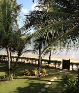Deliciosa casa de frente para o mar - Ceará-Mirim