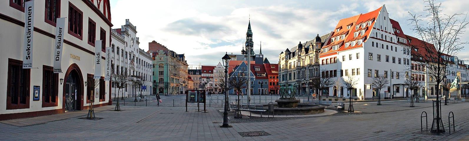 City Pension - zentral und ruhig