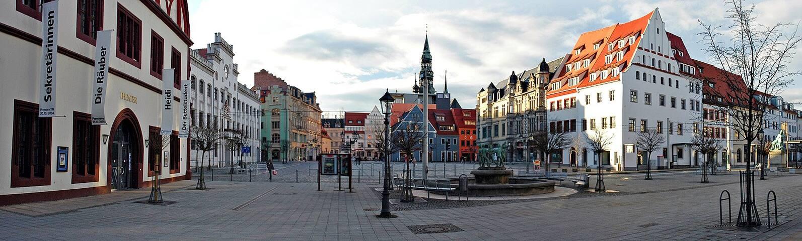 City Pension Zwickau FW