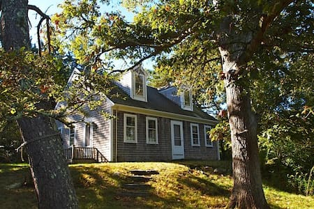 Chilmark Cottage with Ferry Reservations Included - Chilmark - Rumah