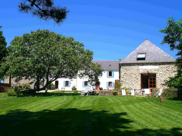 Chambre  d'hôtes  à Kerdrein - Telgruc-sur-Mer - Bed & Breakfast