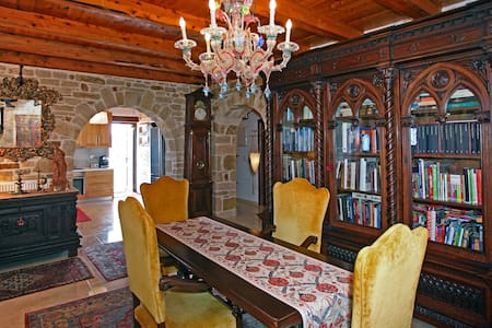 Amazing villa in Vamos Apokoronou - Douliana