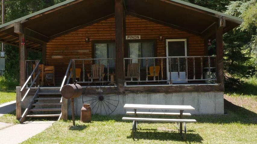 Pinon Cabin - Ute Lodge