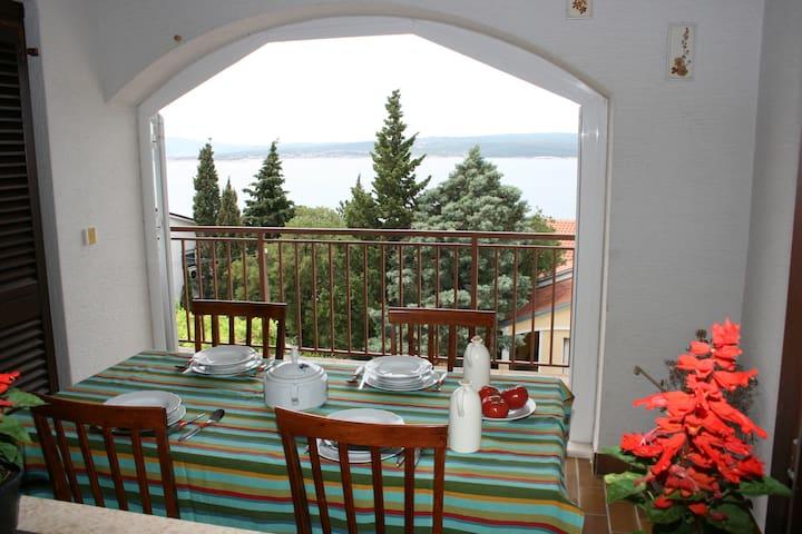 Croatia,Dramalj - Villa Lara 4+1 ap - Dramalj - Huis