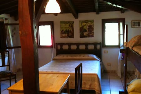 B&B Valmontone  -  Lightly room - Cave