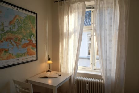 Lovely room - in the heart of CPH! - Kopenhagen - Bed & Breakfast