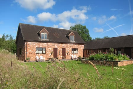 Lower Micklin Farm Cottage 1 near Alton Towers - Denstone - Hus