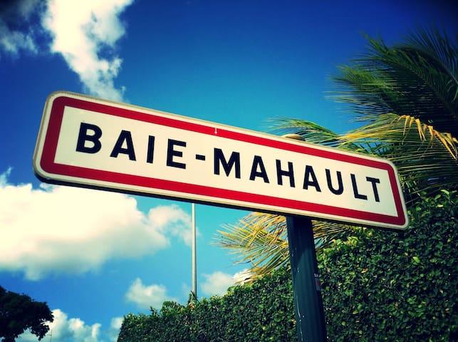 Bienvenue à Baie-Mahault, Ville Solidaire et Durable.