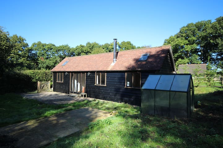The Barn 30 mins. from Glyndebourne. Lift option. - Haywards Heath - Hus