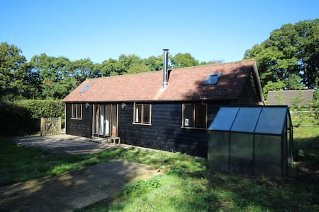 The Barn 30 mins. from Glyndebourne. Lift option. - Haywards Heath - House