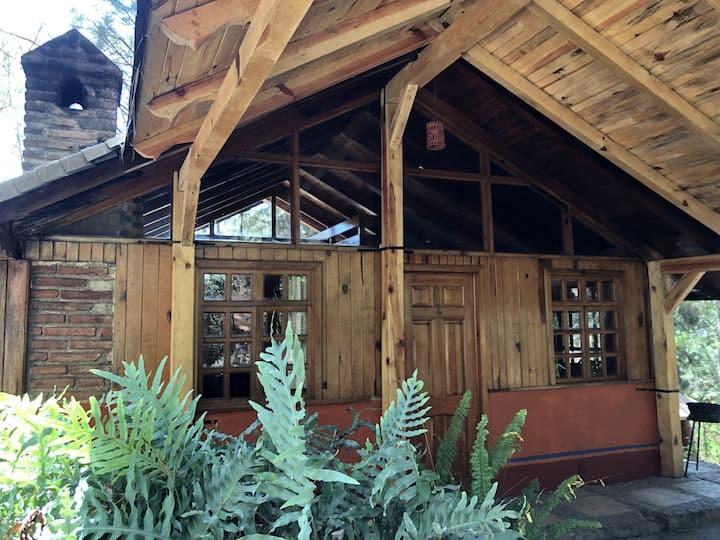 Cabin 2 Cima Calidez