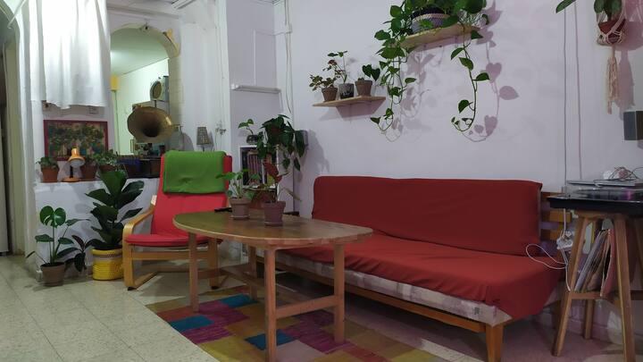 Small Room at Jerusalem center (Mahane Yehuda)