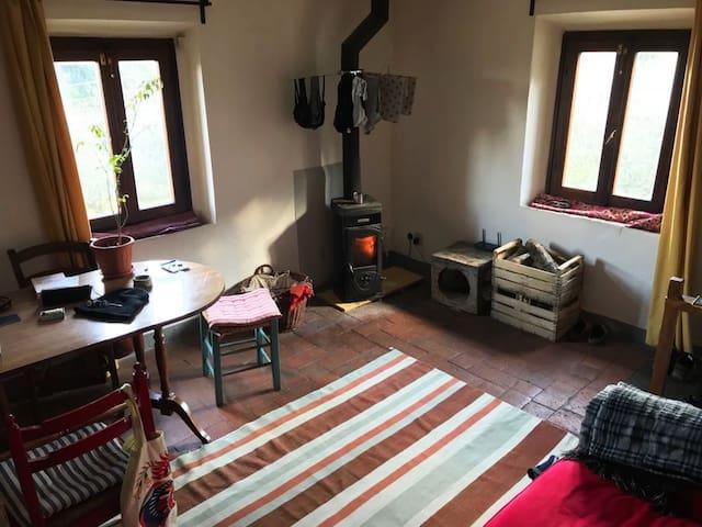 Camera accogliente nel Chianti
