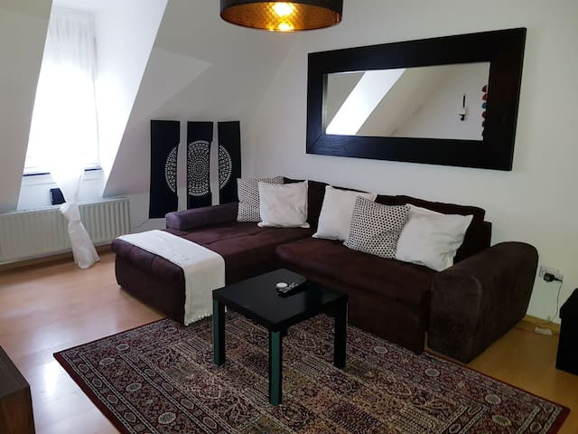 2 Zimmer Wohnung zentral in Kaiserslautern