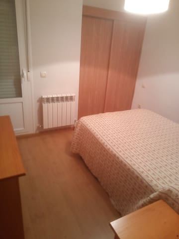 Habitación para 2 personas cerca del centro - Ciudad Real - Apartament