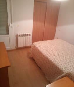 Habitación para 2 personas cerca del centro - Ciudad Real
