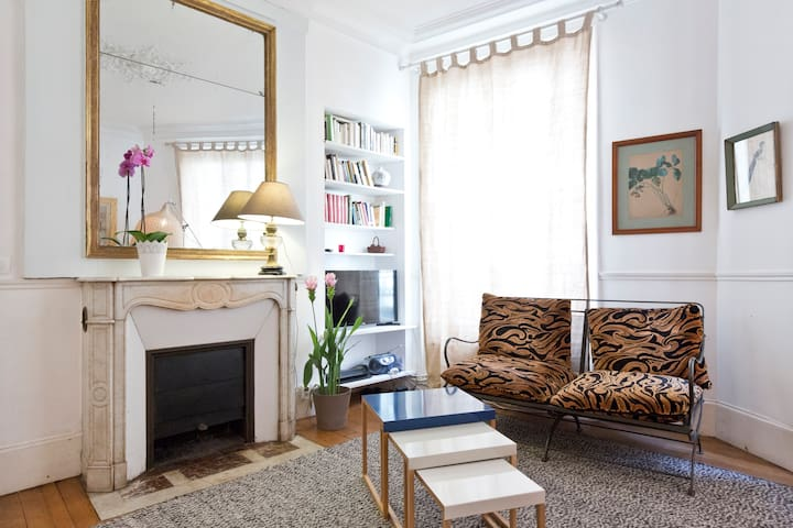 Etoile /Monceau, 75m² , 2 bedrooms - Pariisi - Huoneisto