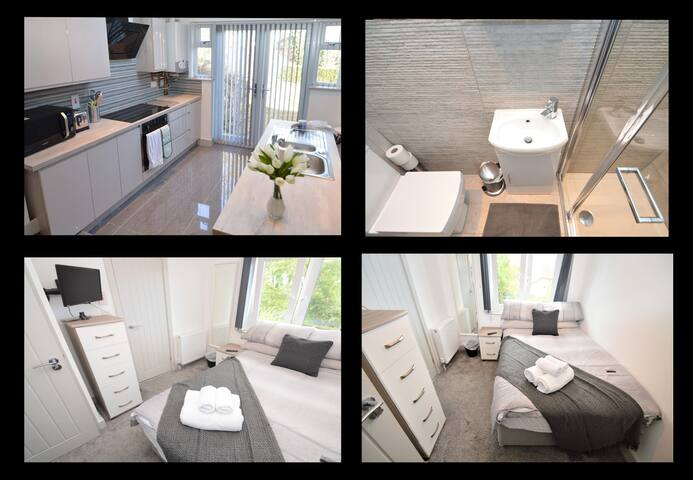Room 4 - Lovely Double Room With Ensuite