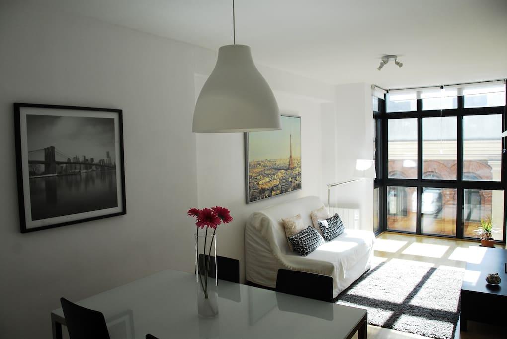 Apartamento en pleno centro apartamentos en alquiler en valladolid castilla y le n espa a - Apartamento alquiler valladolid ...