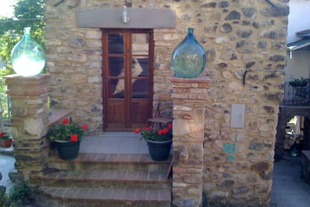 Rustic Property located in rural North Toscana - Piano di Collecchia - Villa