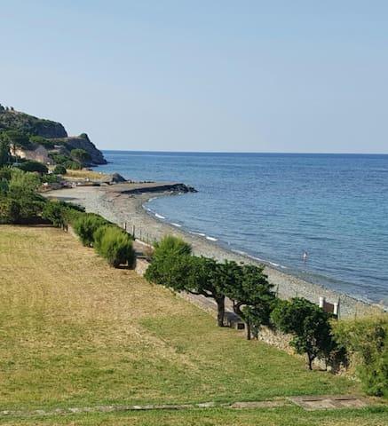 Superbe T2 à Sisco 15km de Bastia - Sisco - Apartament