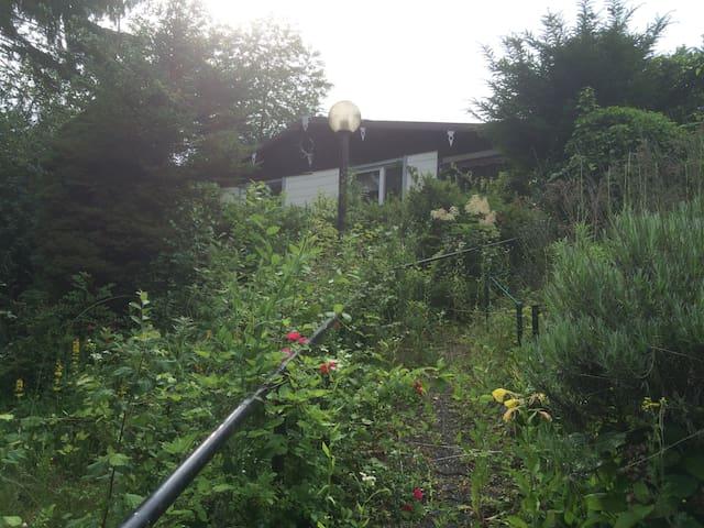 Verwunschenes Häuschen nahe Alanus Hochschule I - Alfter - House