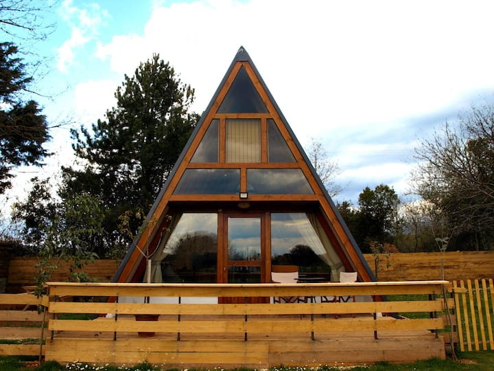 The Rancho Relaxo!- A Beautiful Mountain A-Frame