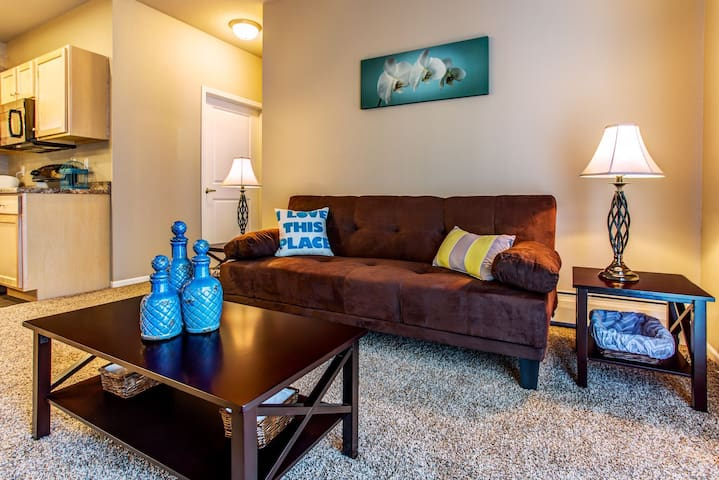Stay in a place of your own | 2BR in Williston