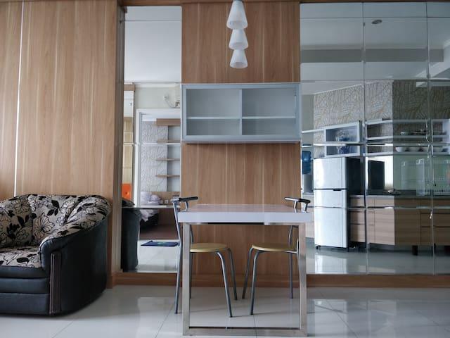 Ciputra World Apartment 1 BR 17th Floor Surabaya