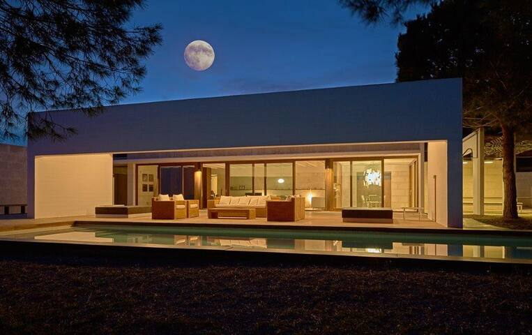 High-class villa Es Raig, Ibiza - サンタ・エウラリア・デス・リウ - 別荘