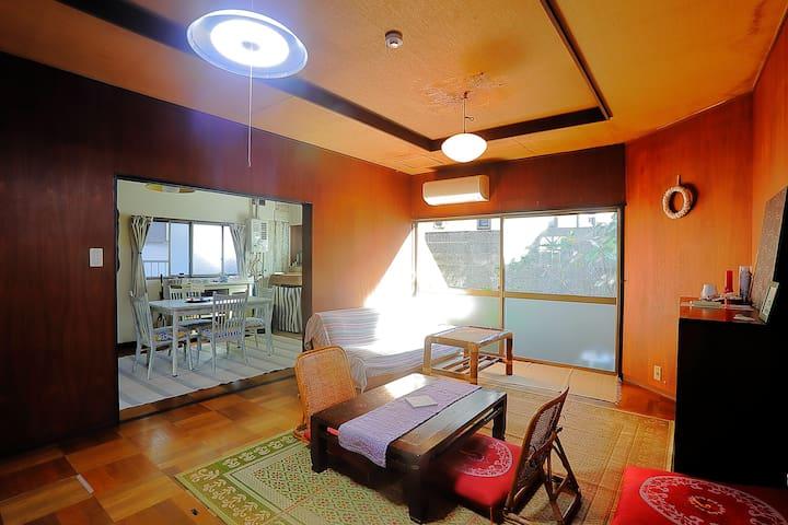 HAYAMANA Beach House Near Kamakura