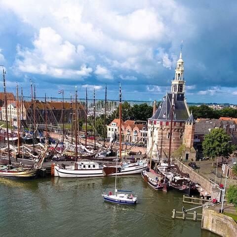 Zeilboot Hoorn Centrum - Hoorn