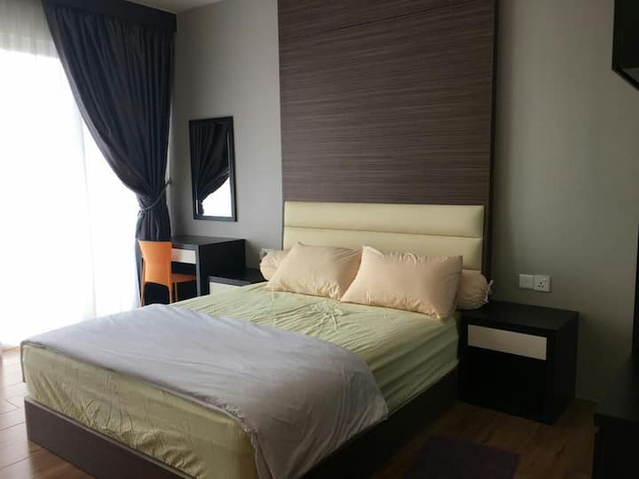 ASTON Studio Apartment 8