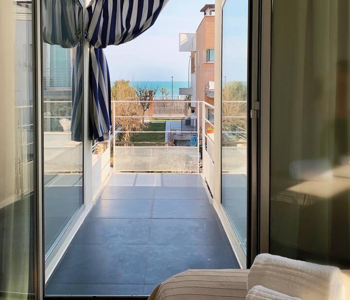 Moderna Villetta Vista Mare
