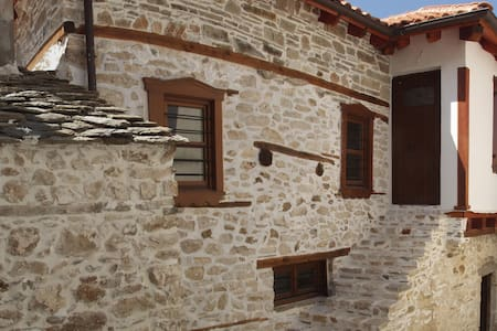 Greek island village house - Thasos