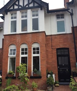 Elegant Edwardian terrace house in Sidmouth. - Sidmouth - Casa