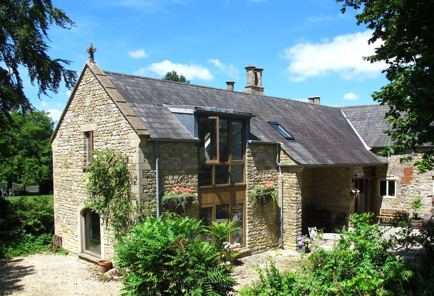 The Old Rectory Retreat. ...luxury in a secluded setting