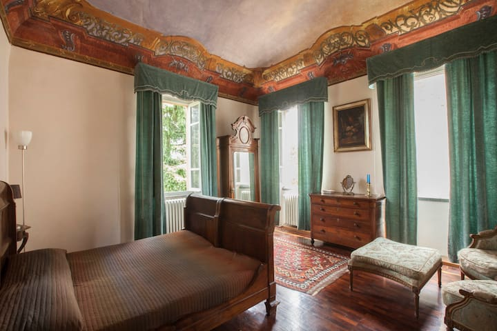 Elegant and charming suite with private bathroom - Bressana - Andre