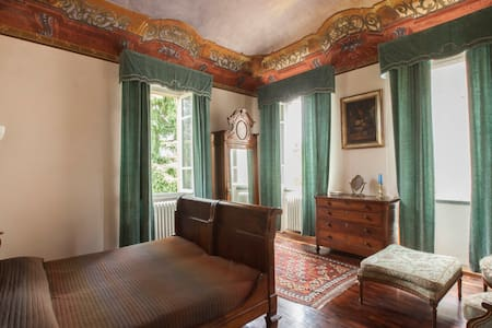 Elegant and charming suite with private bathroom - Bressana - Overig