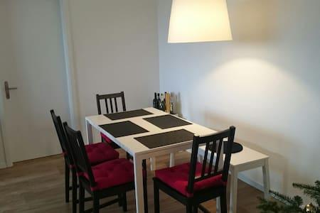 Very spacious in town centre - Baar - Apartament