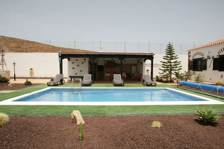 Villa Mary Agua de Bueyes - Casa de campo