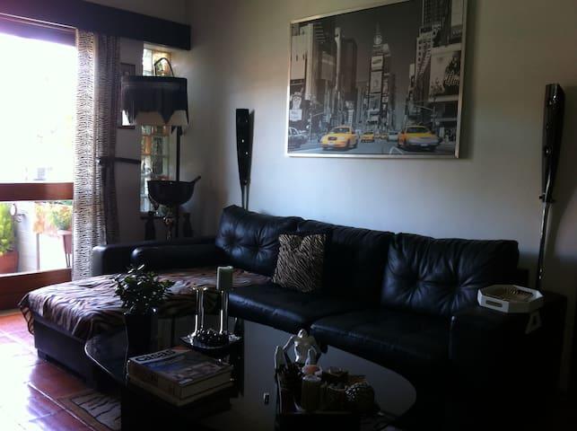 Apartamento chic romantic